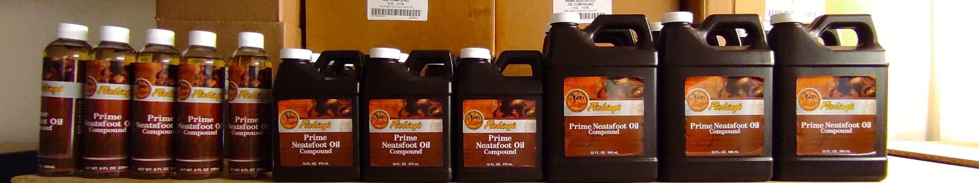 Prime Neatsfoot Oil
