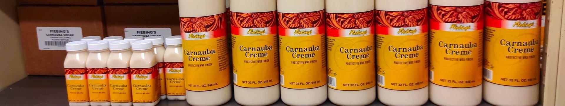 Carnauba Cream